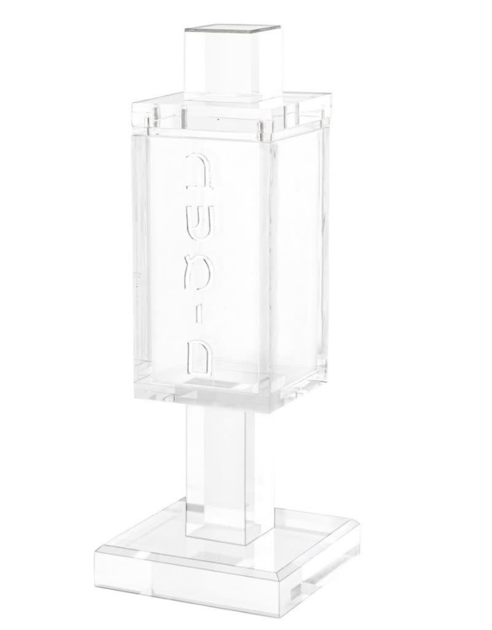 Waterdale Lucite Besamim Holder (Magnetic Cover)