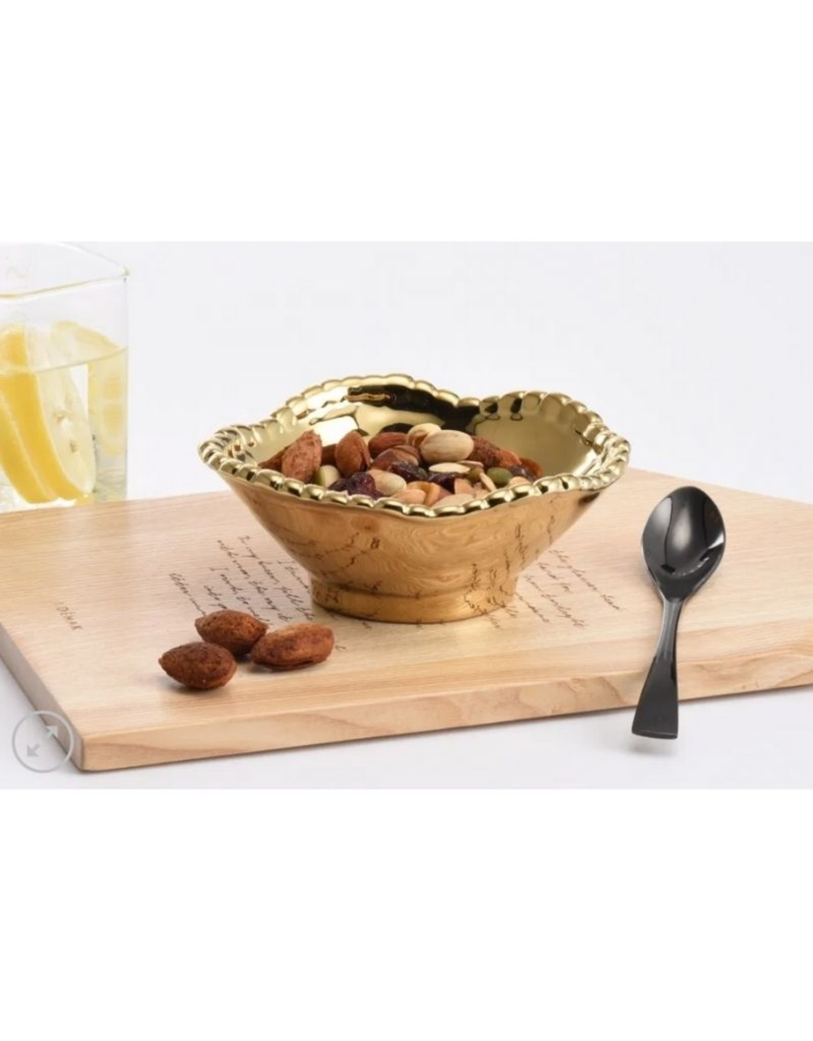 Pampa Bay Snack Bowl- Gold