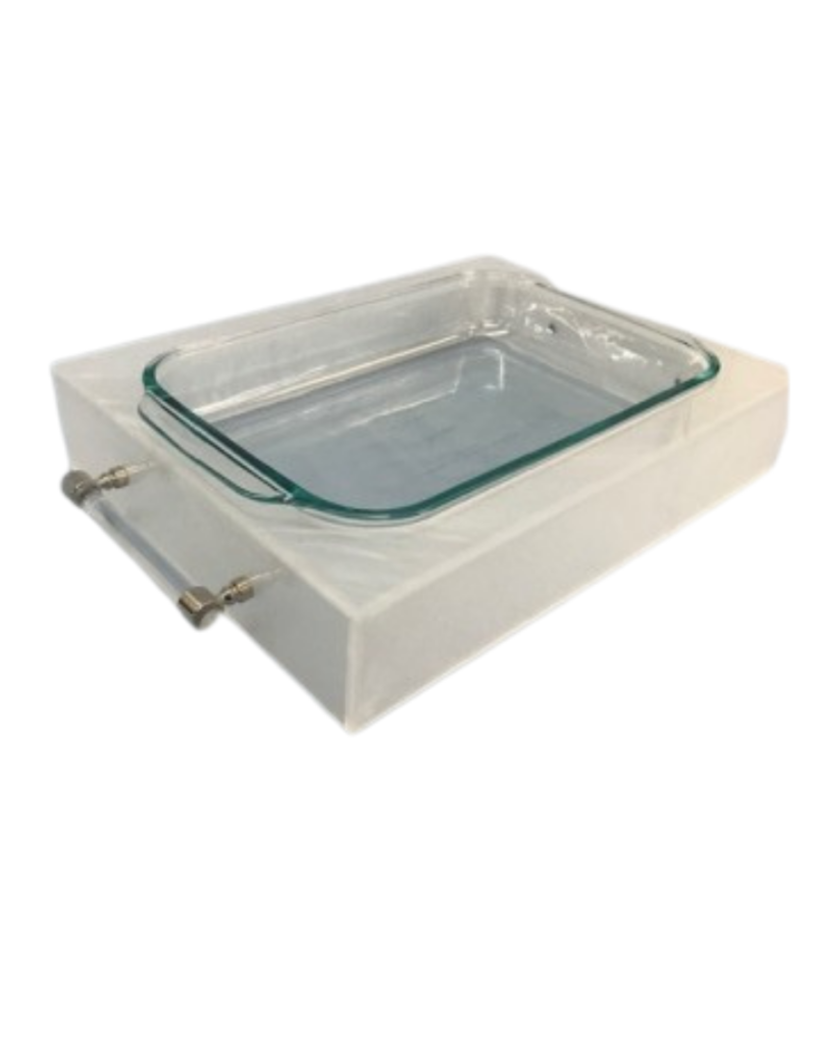 Acrylic Oven To Table Pyrex Holder