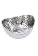 Pampa Bay Small Oval Bowl- Silver