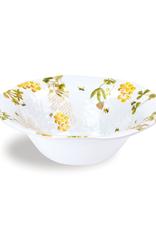 Honey & Clover Melamine Large Bowl