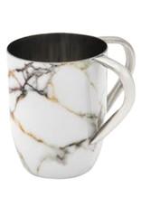 Godinger Marble Fusion Design Washing Cup