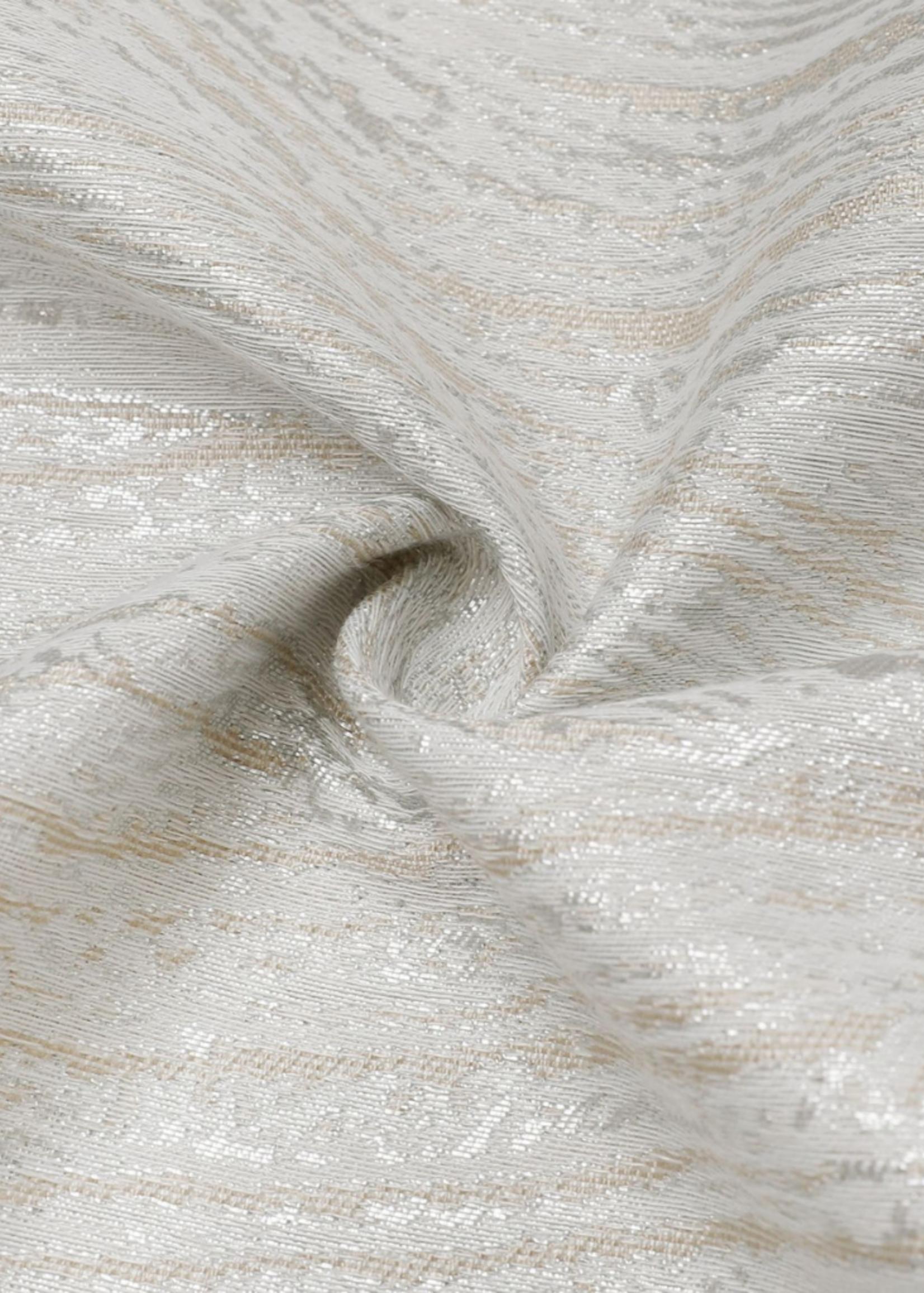 Jacquard Tablecloth Ivory/Gold #1212