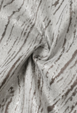 Jacquard Tablecloth White/Silver/Taupe #1214