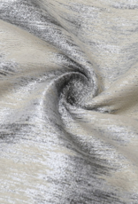 Jacquard Tablecloth Beige/Silver #1215