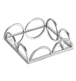 Mirror Napkin Holder w Loop Design