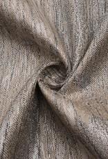 Jacquard Tablecloth Woodgrain Bronze #1222