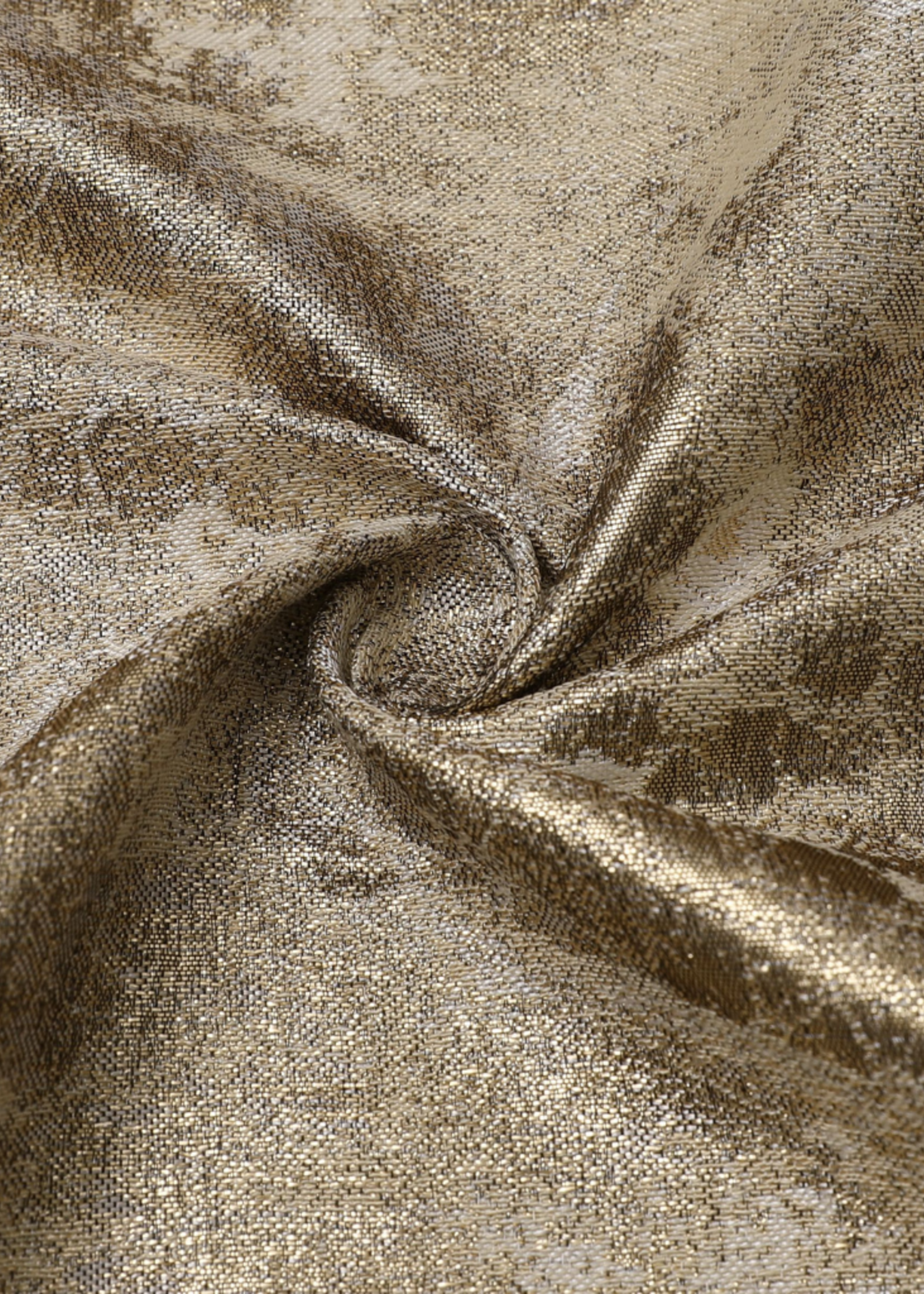 Jacquard Tablecloth Gold Luster #1225