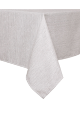 Jacquard Tablecloth Textured White #1236