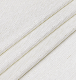 Jacquard Tablecloth Textured Ivory #1237