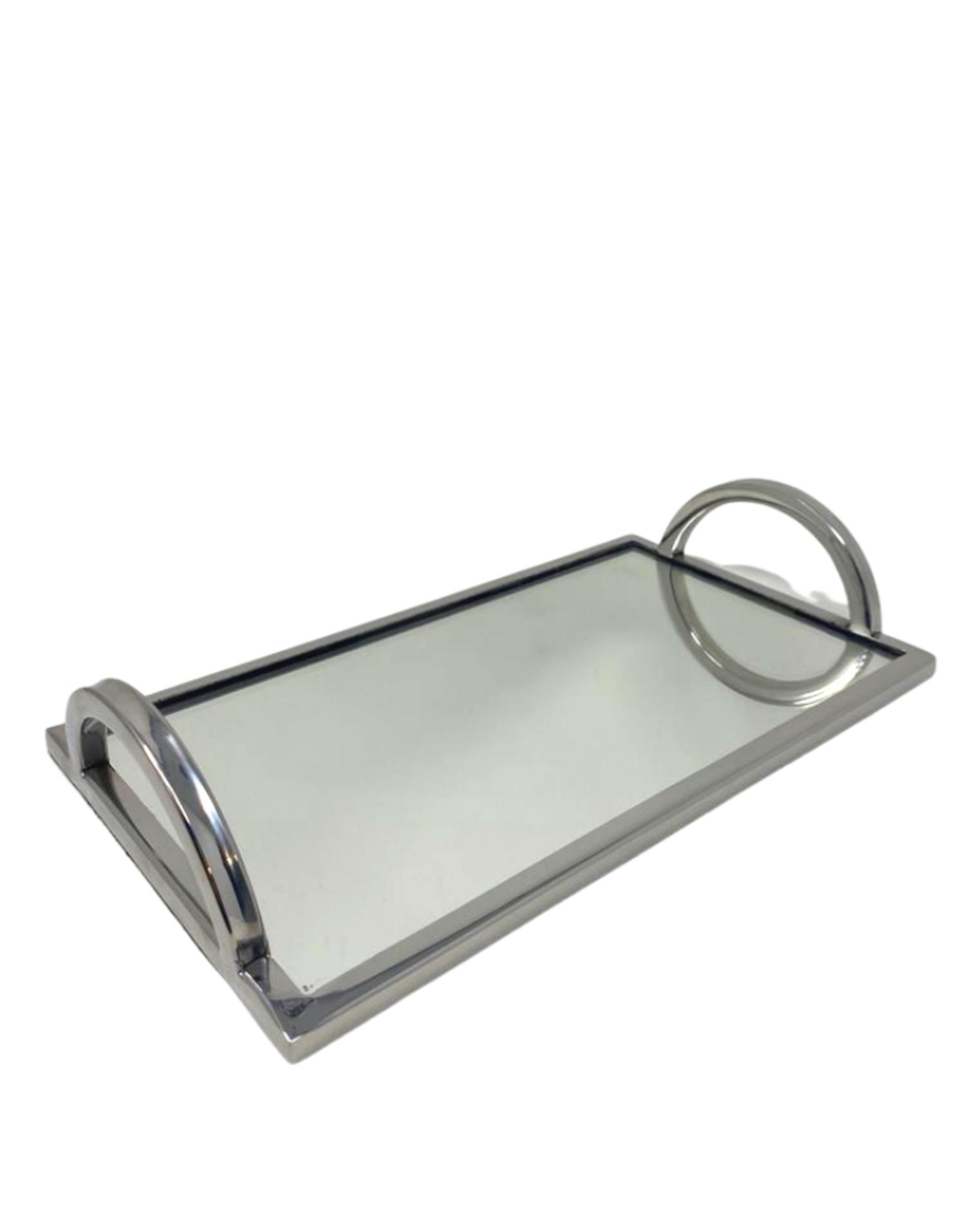 Rectangle Mirror Tray