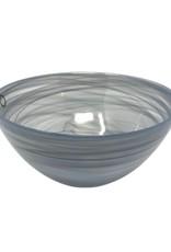 Large Polished Round Bowl- Stone
