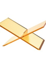 Acrylic Book Stand - Gold