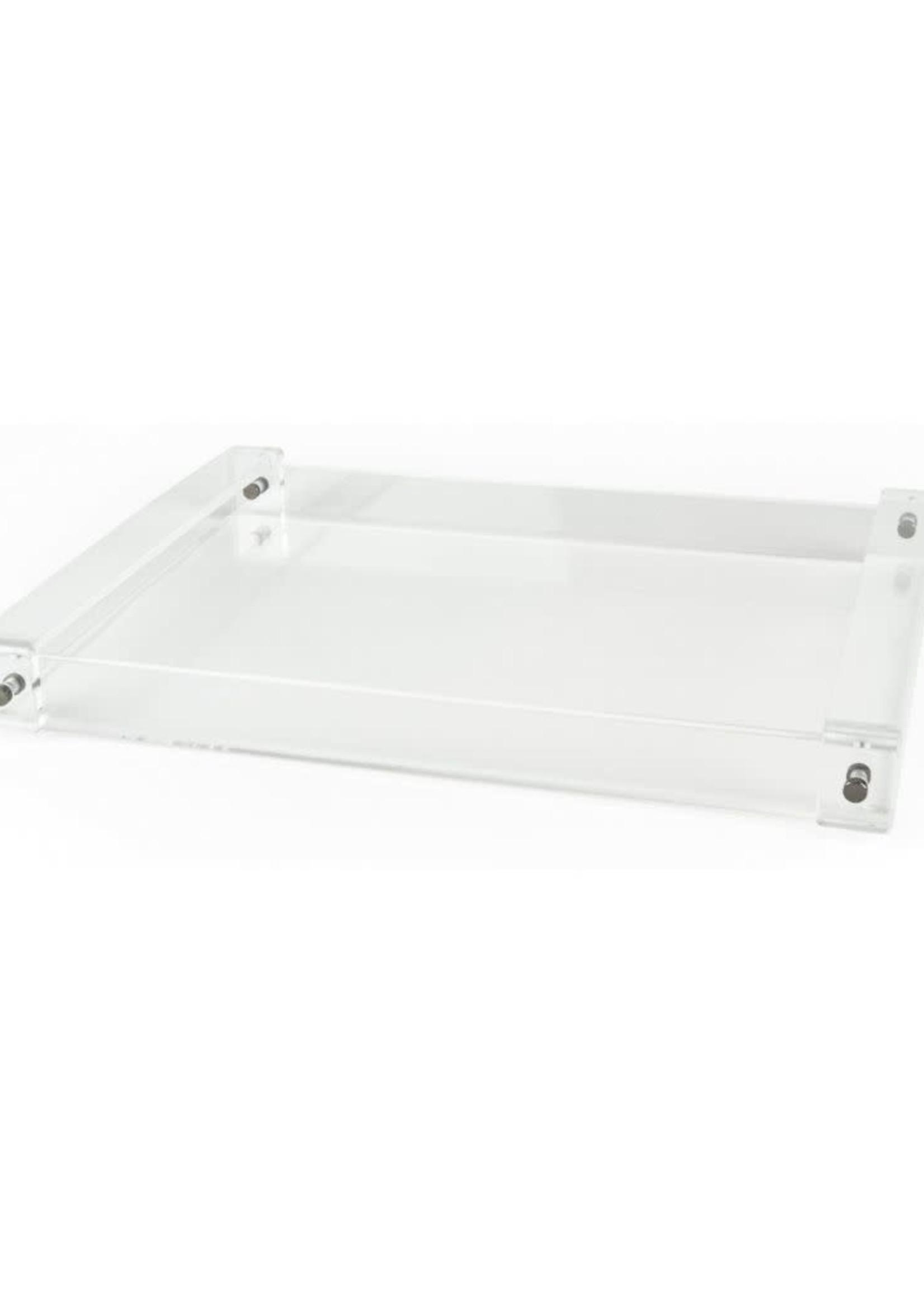 Acrylic Clear Tray