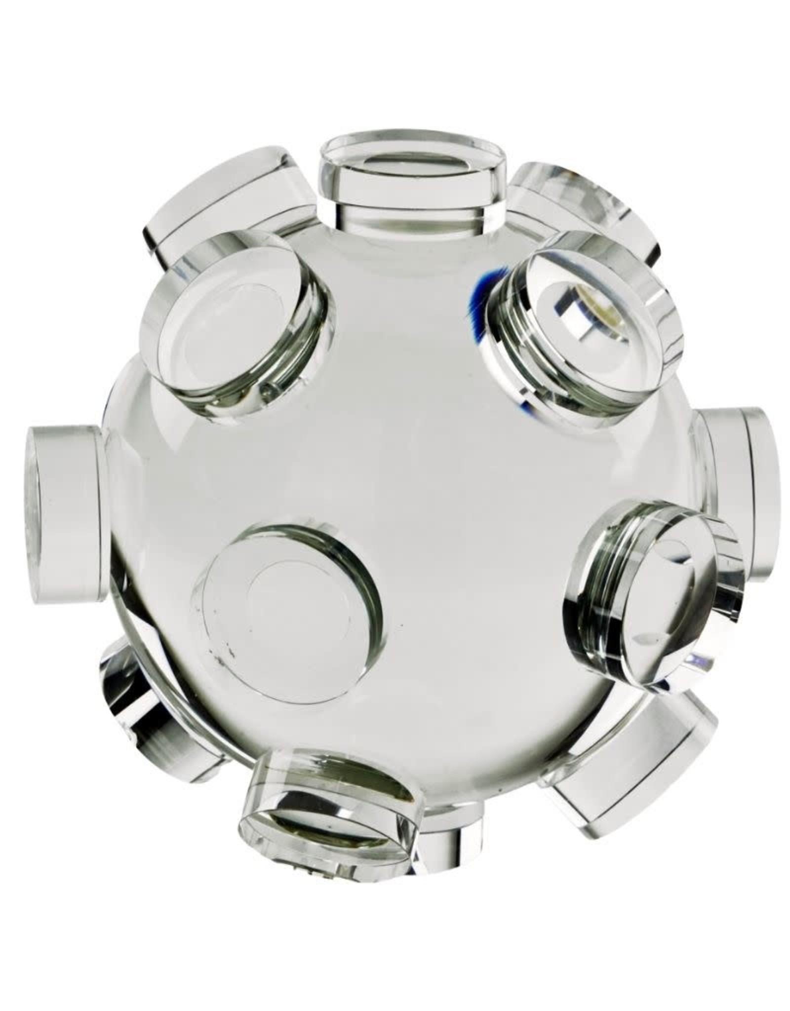 Neutron Crystal Sculpture