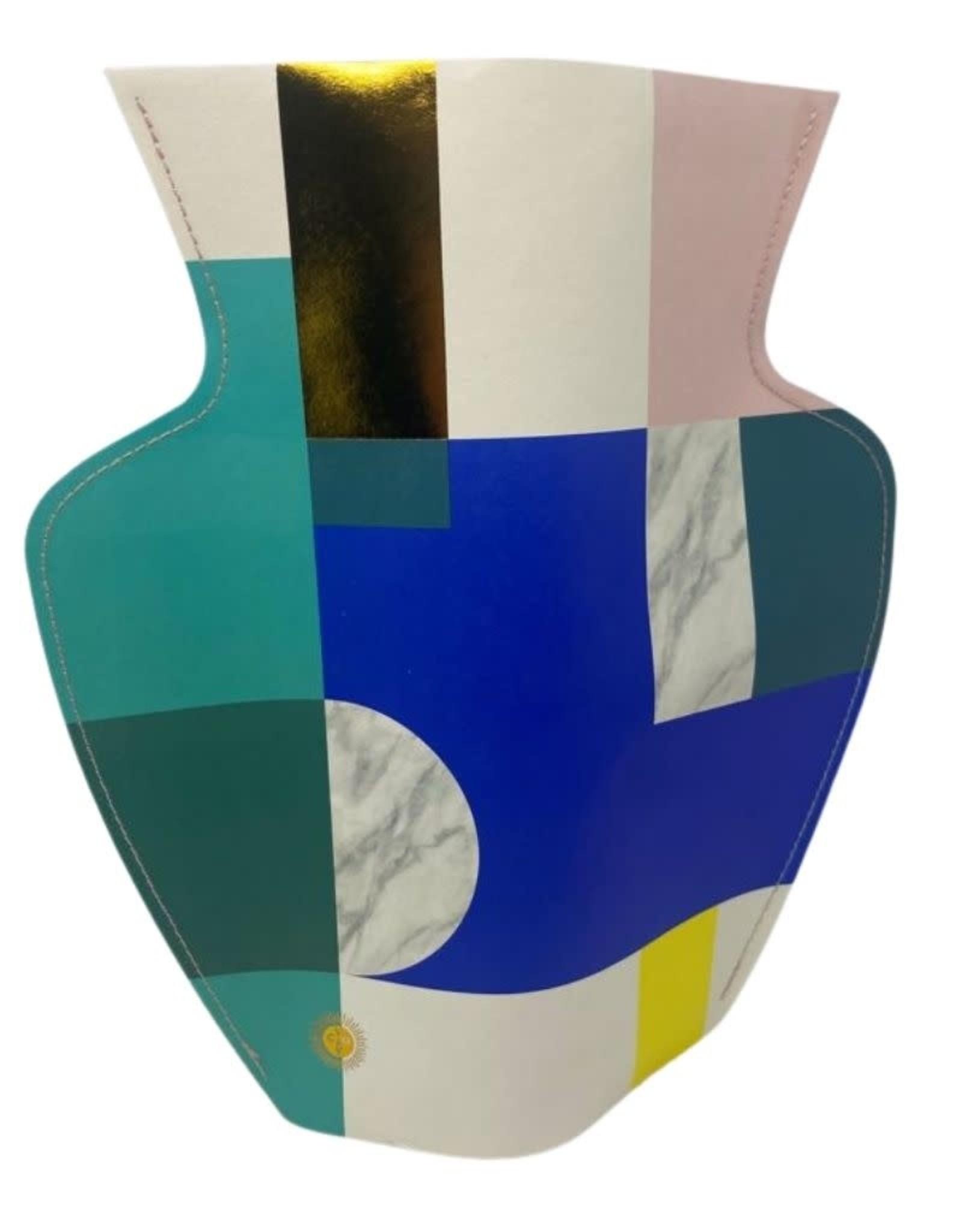 Fiorentina Large Paper Vase- Scala