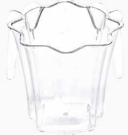 Clear Perspex Washing Cup