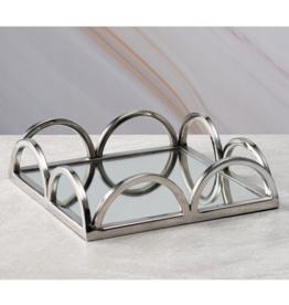 Mirror Napkin Holder // Vanity Tray