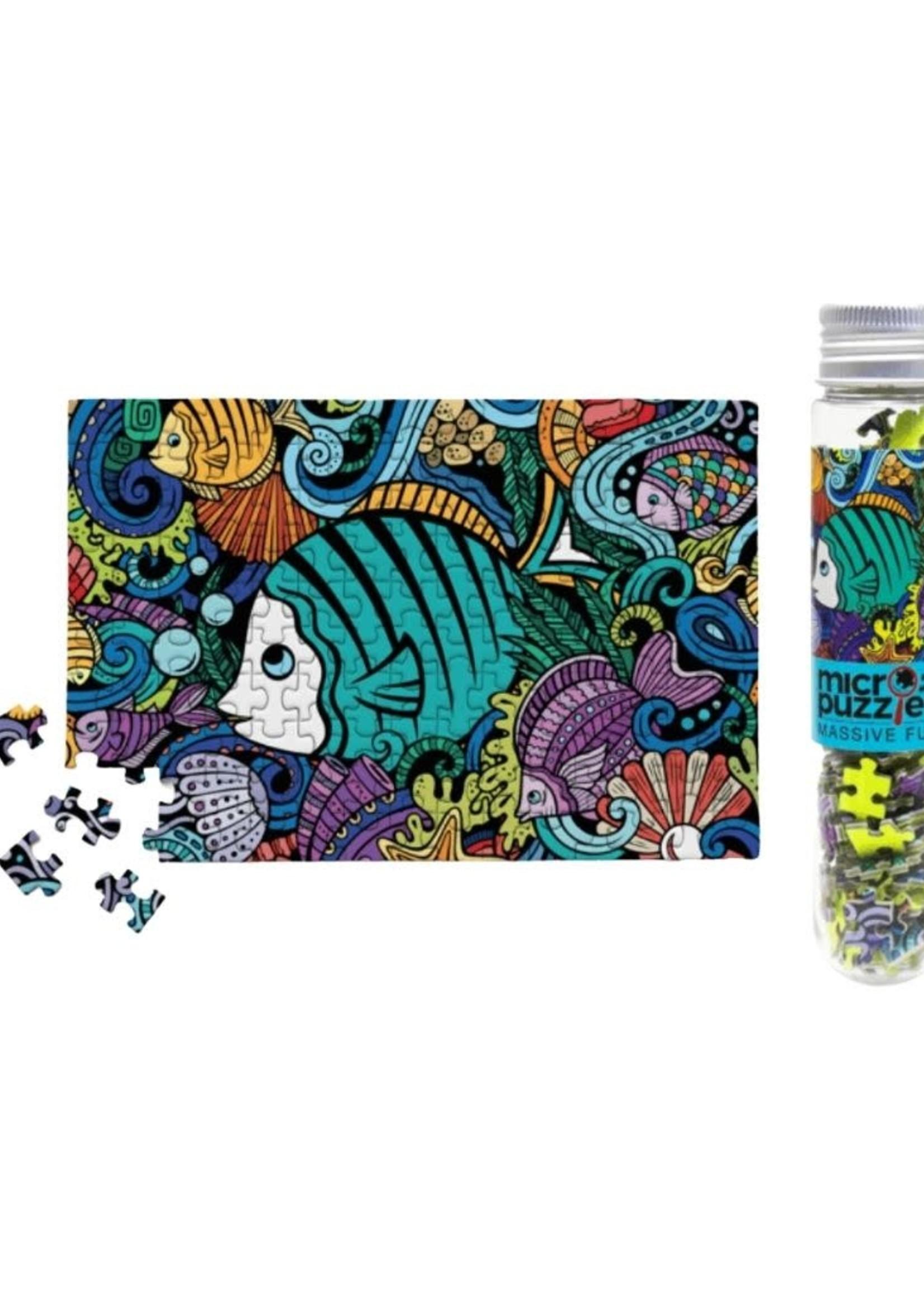 Fish Doodle MicroPuzzle