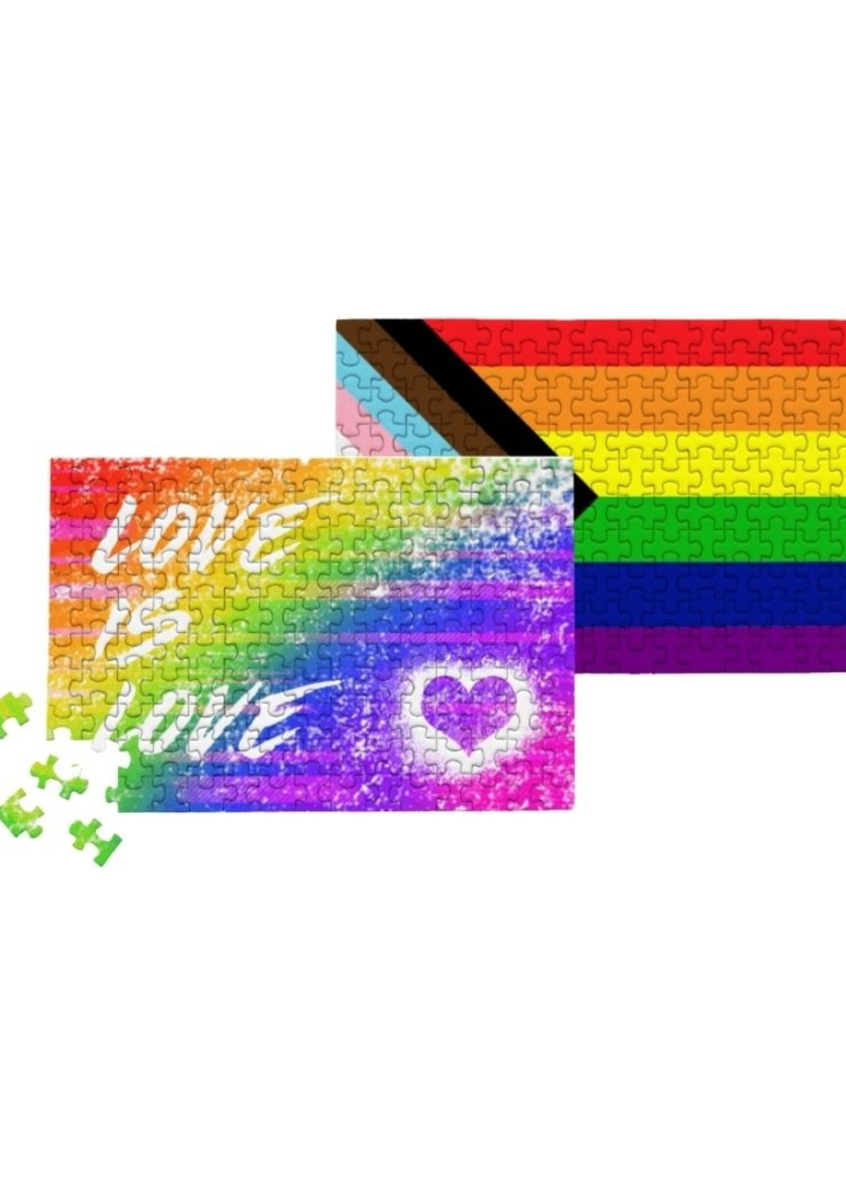 Love Is Love MicroPuzzle