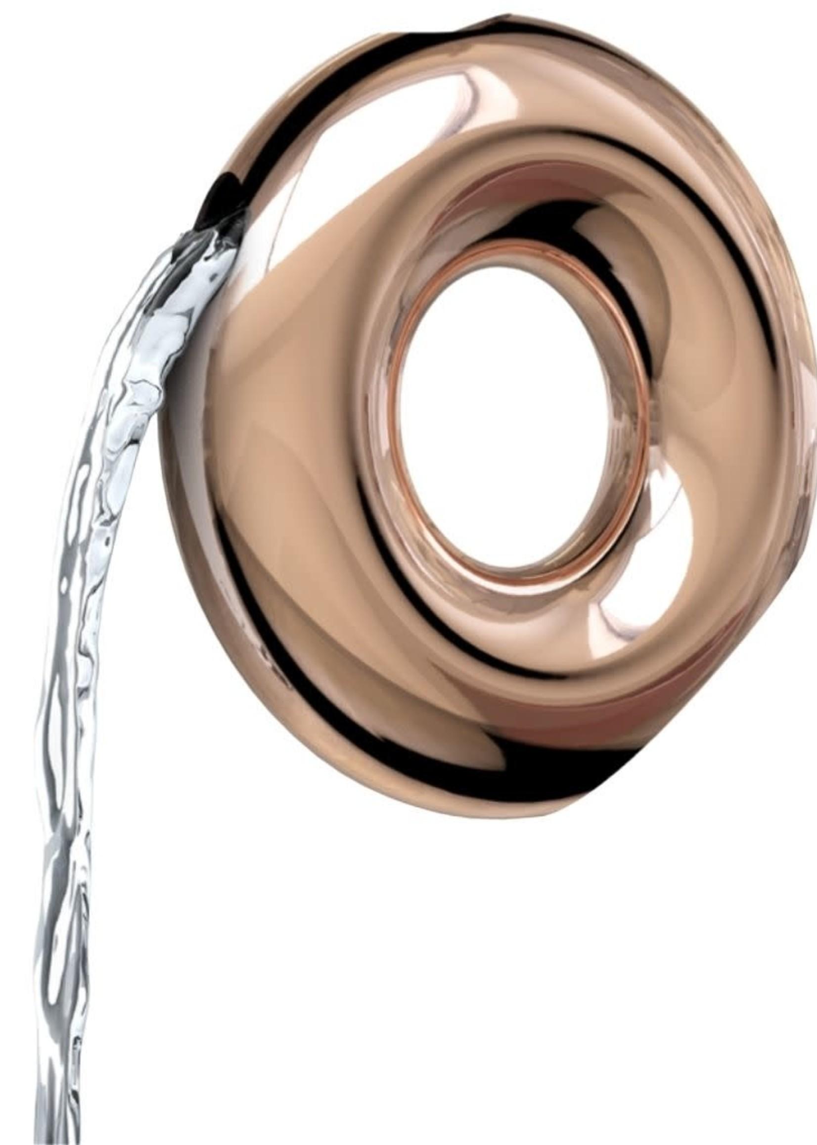 O Washing Cup | Vase Rose Gold 1000
