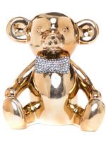 Bear with Rhinestone Bow // Bow