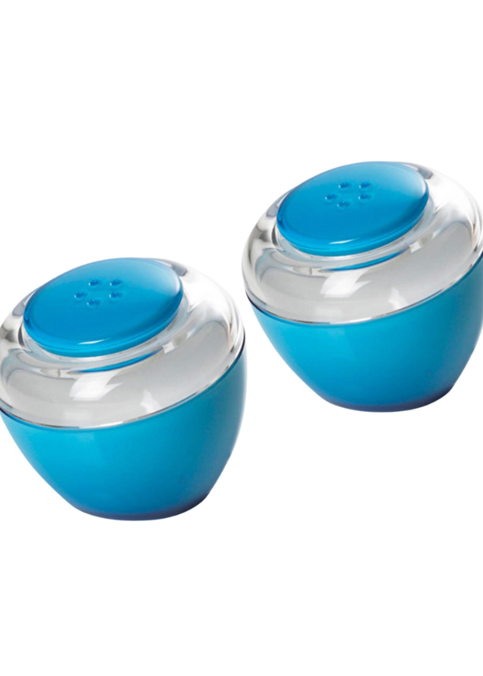 Turquoise Acrylic Salt Shakers