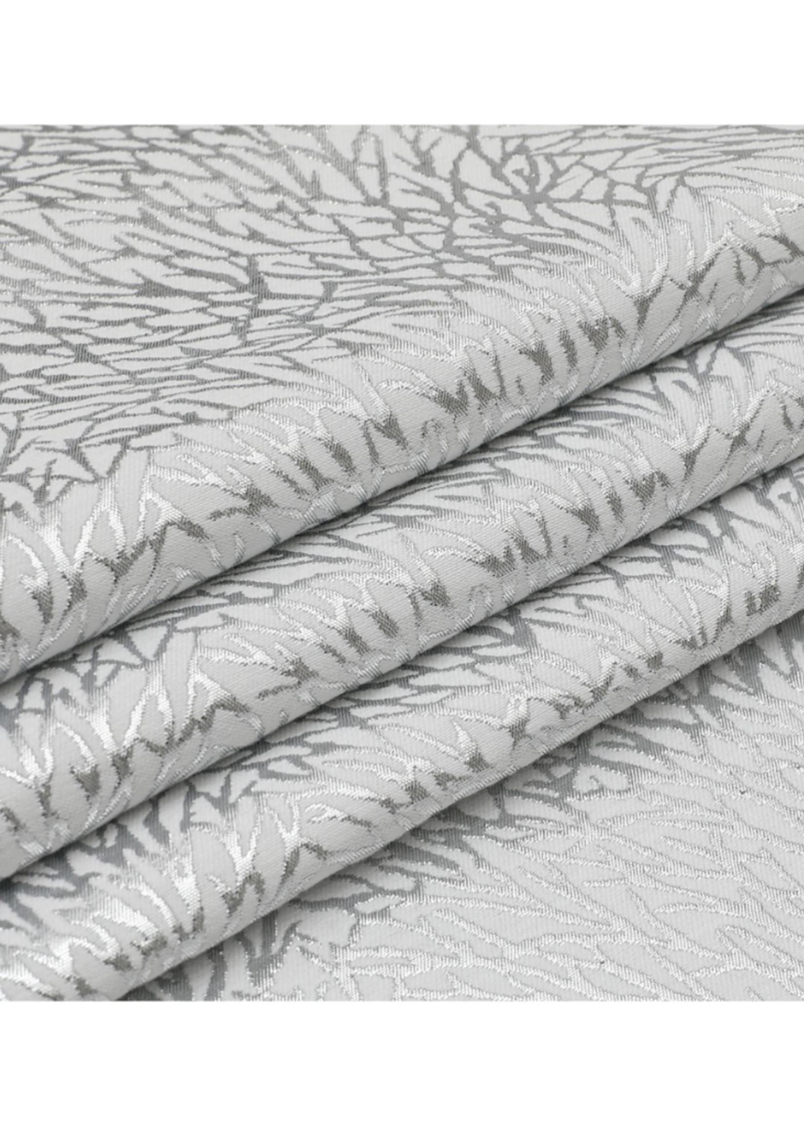 Jacquard Tablecloth // Silver Frost #1341