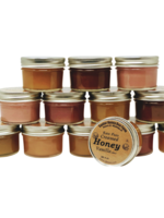 Assorted Flavored Organic Honey
