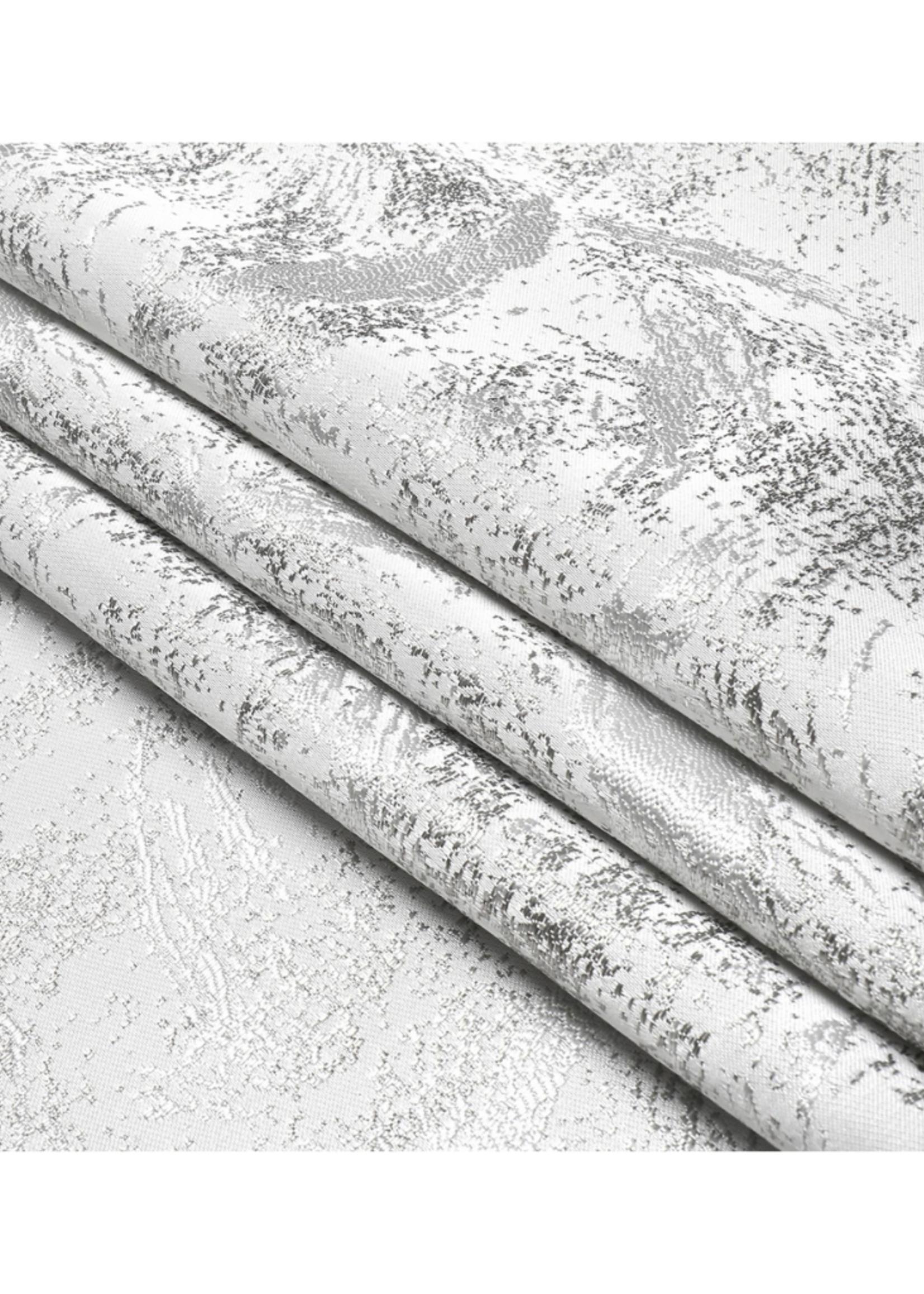 Jacquard Tablecloth // White #1330-70108