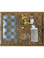 The Ultimate Rosh Hashanah Gift Set // Metallic
