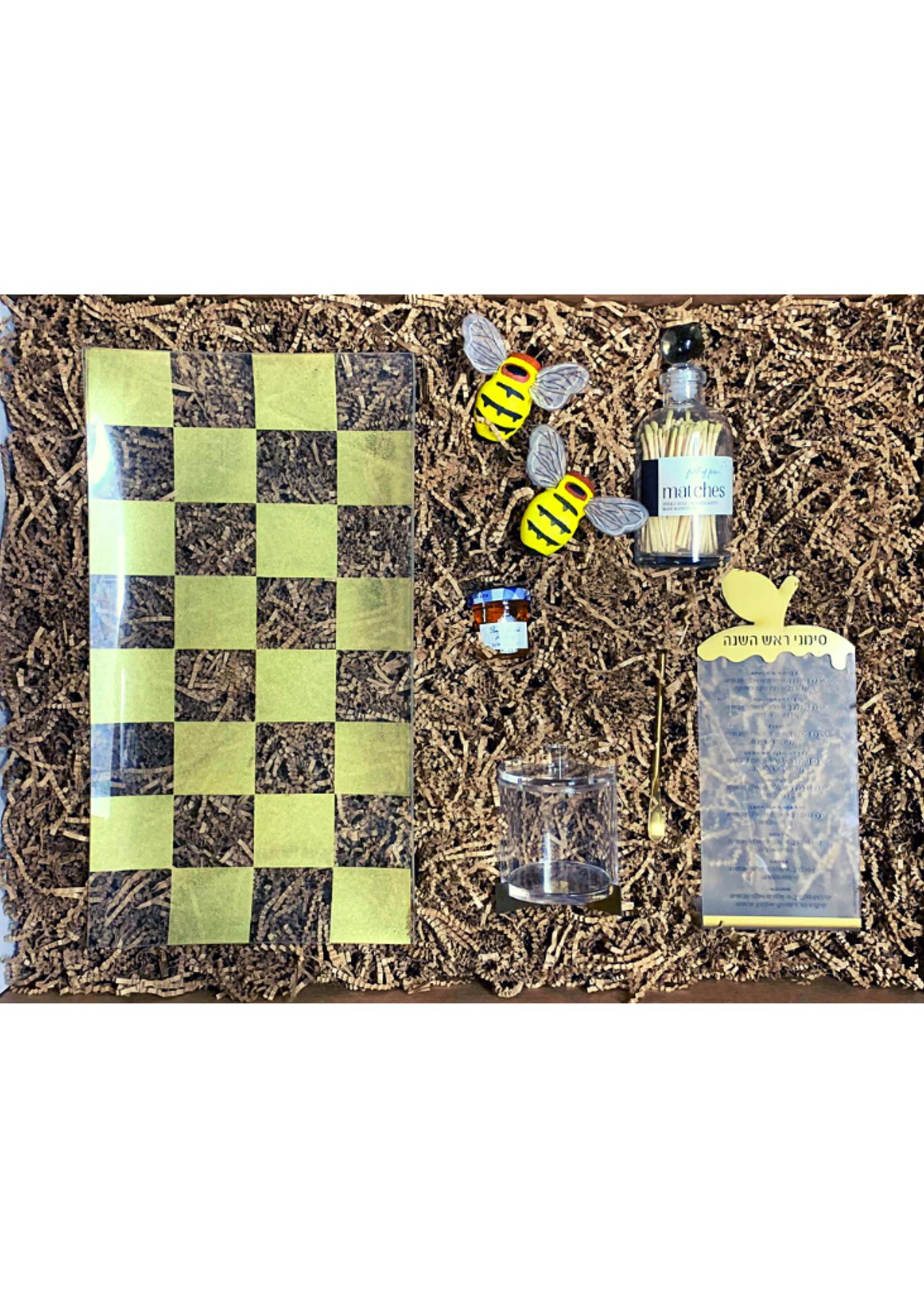 The Ultimate Rosh Hashanah Gift Set // Gilded