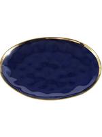 Oversized Serving Platter // Blue
