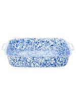Splatter Lasagna Pan // Blue Marble
