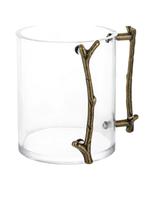 Washing Cup Branch // Brass