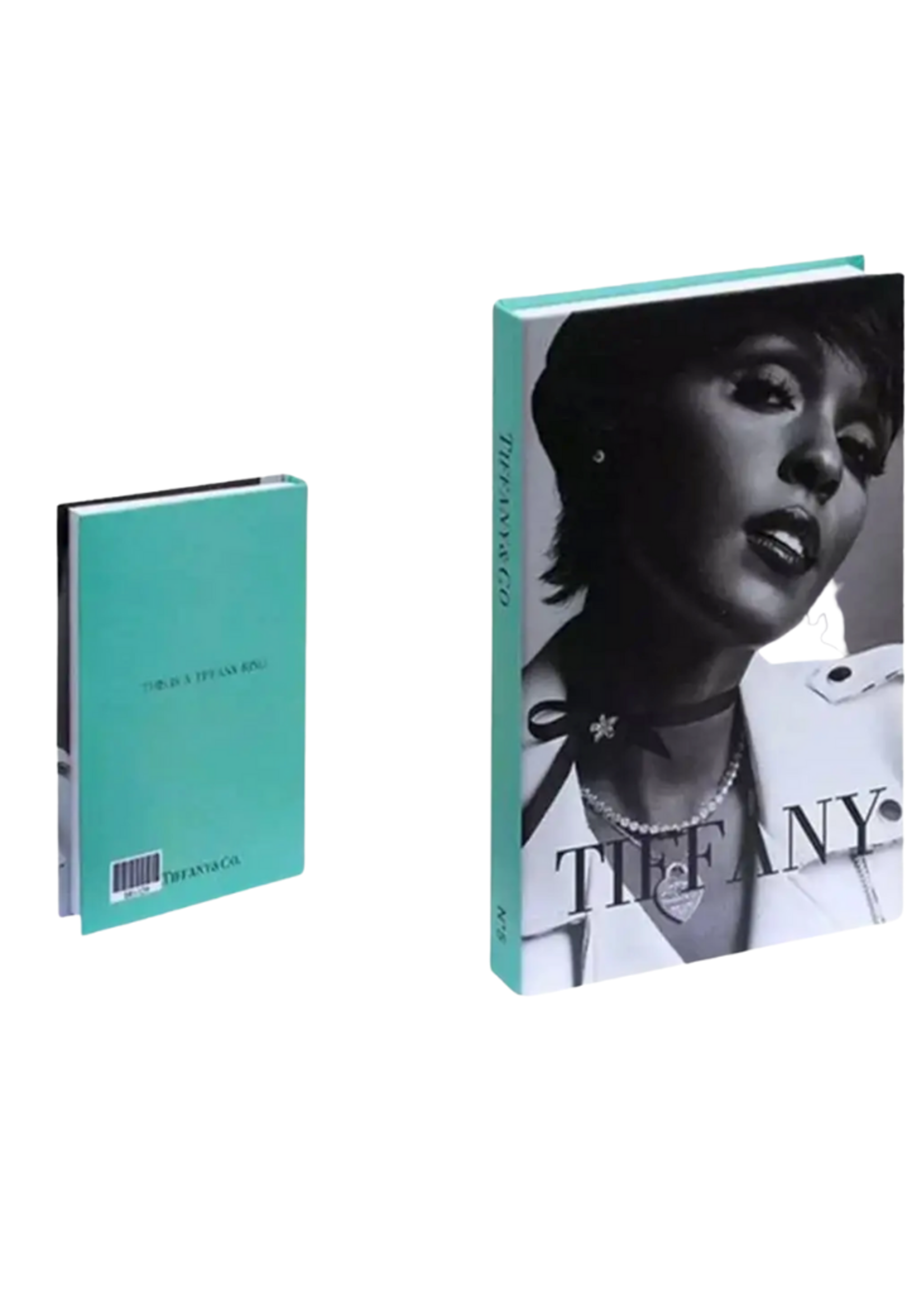 Faux Coffee Table Book // Tiffany & Co