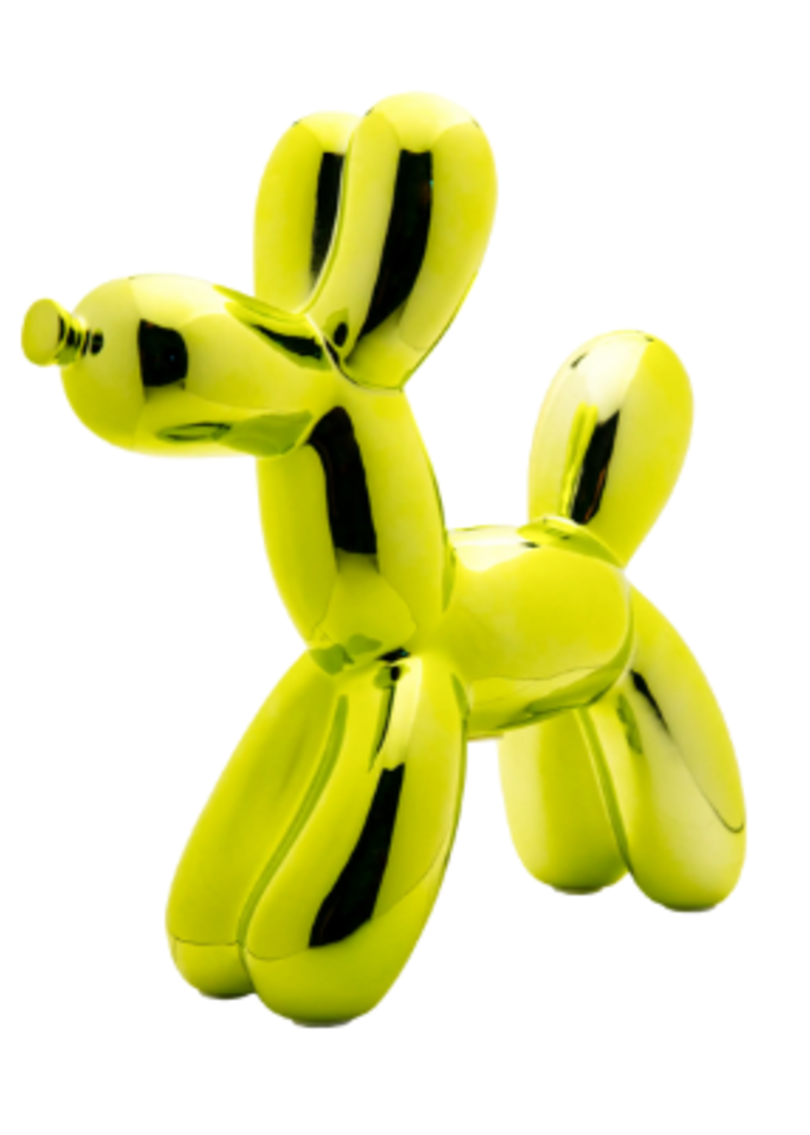 Ceramic Balloon Dog // Assorted Colors