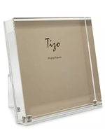 4x4 Lucite Frame // Clear