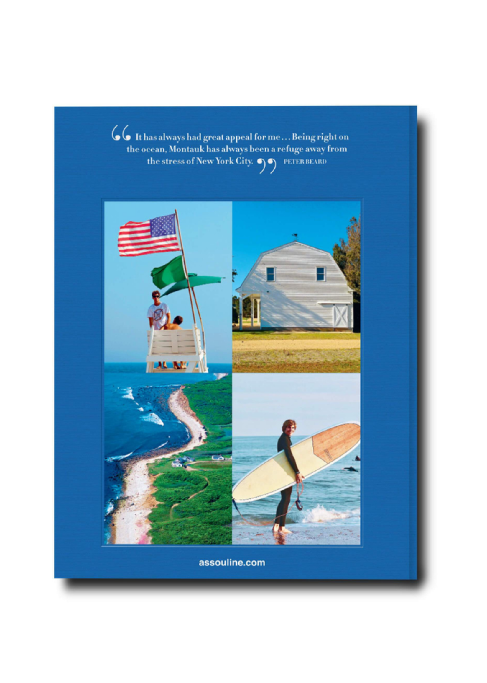 Hamptons Private // Assouline Coffee Table Book