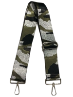 Bag Strap // Camouflage // Assorted Colors
