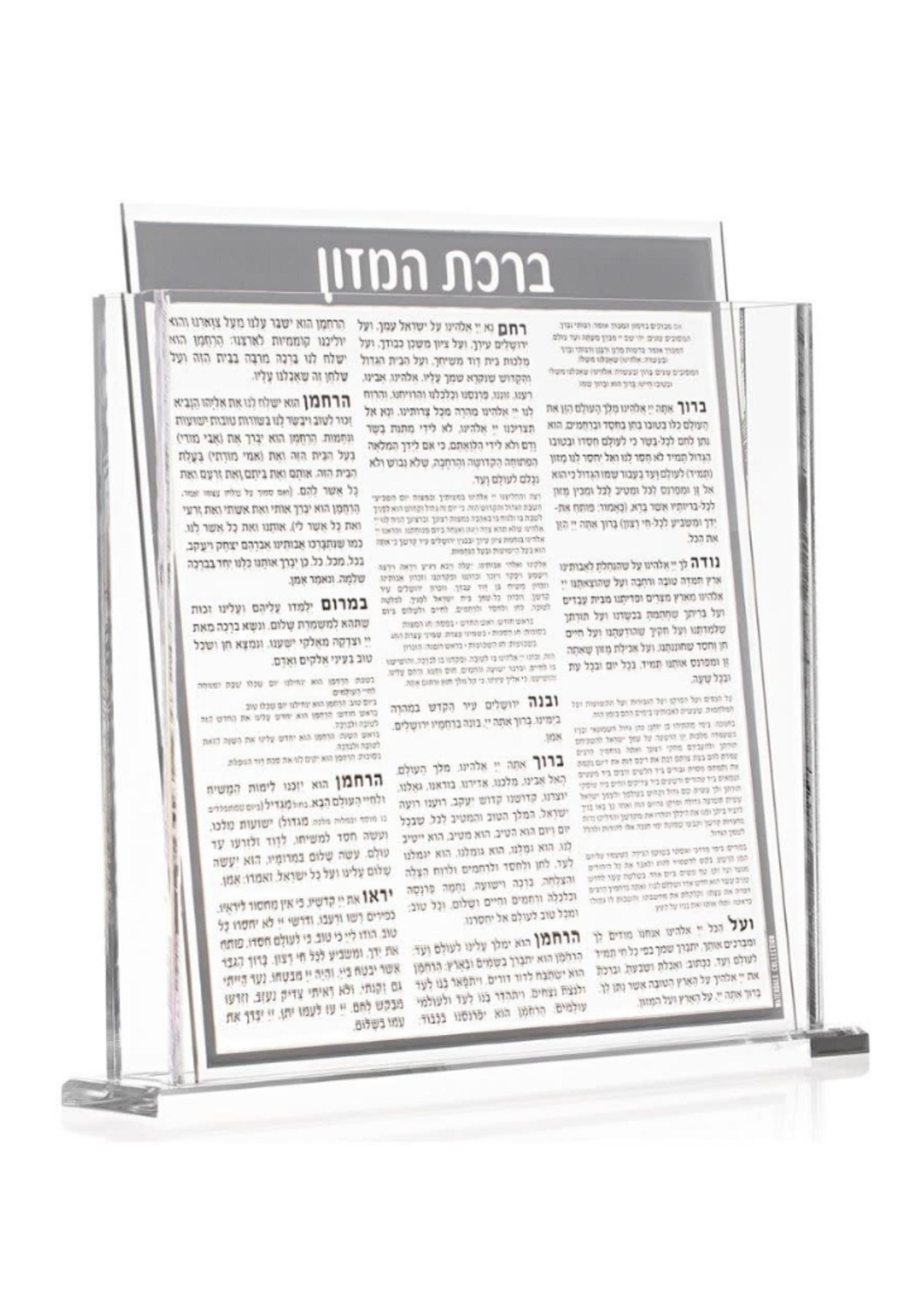 Bencher Set // Silver // Edut Mizrach
