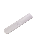 Leather Challah Knife Cover // White