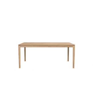 Ethnicraft Ethnicraft Bok Extension Dining Table - Oak