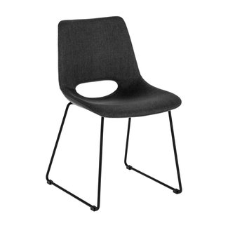 Dwell Ziggy Dining Chair - Anthracite