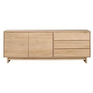 Ethnicraft Ethnicraft Wave Sideboard - Oak