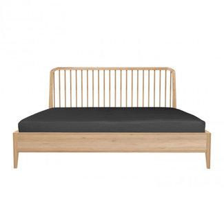 Ethnicraft Ethnicraft Spindle Bed - Oak