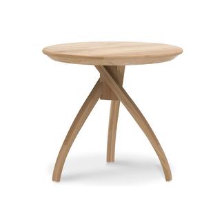 Ethnicraft Twist Side Table - Oak