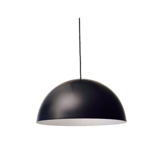 Dwell Dome Pendant - Black