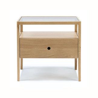 Ethnicraft Ethnicraft Spindle Bedside Table - Oak