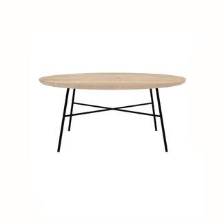 Ethnicraft Ethnicraft Disc Round Coffee Table - Oak